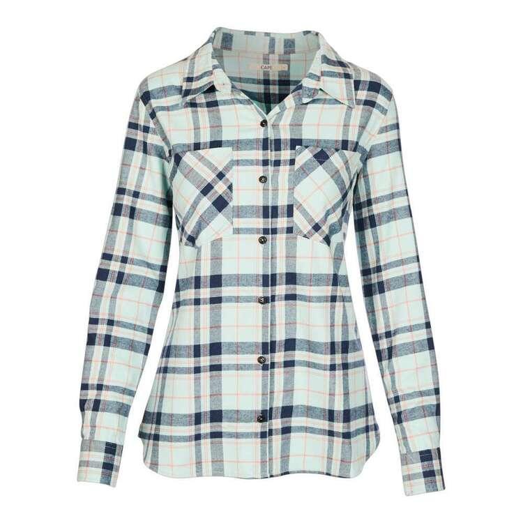 Cape Women's Amie Flannel Shirt
