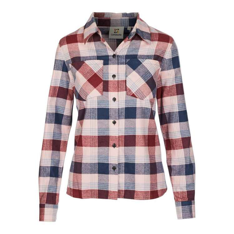 Gondwana Women's Venman Check Shirt