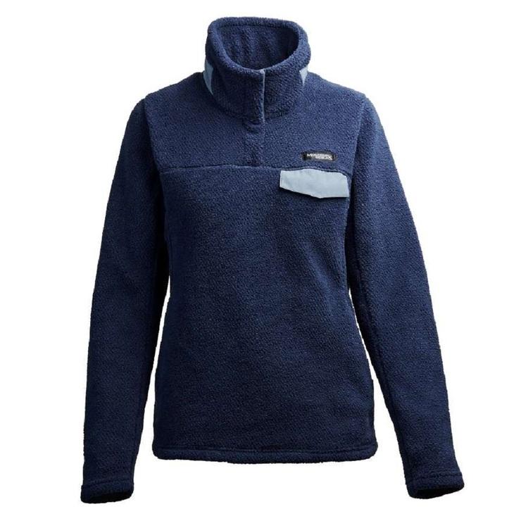 Mountain Designs Women's Kenai Half Zip Pullover