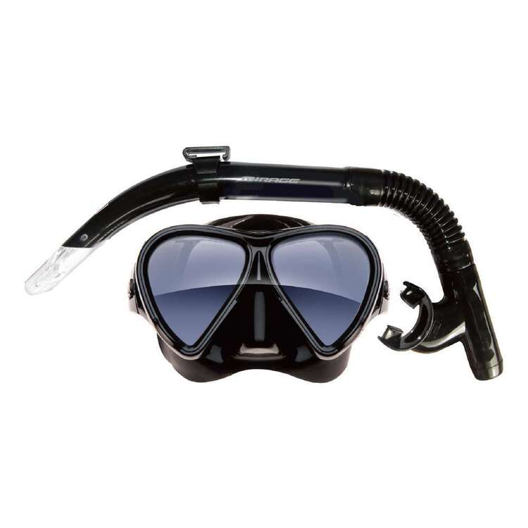 Mirage Eclipse Adults Mask & Snorkel Set