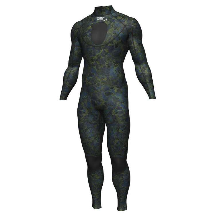 Mirage Men's Wetsuit Steamer Camo Spearo Wetsuit