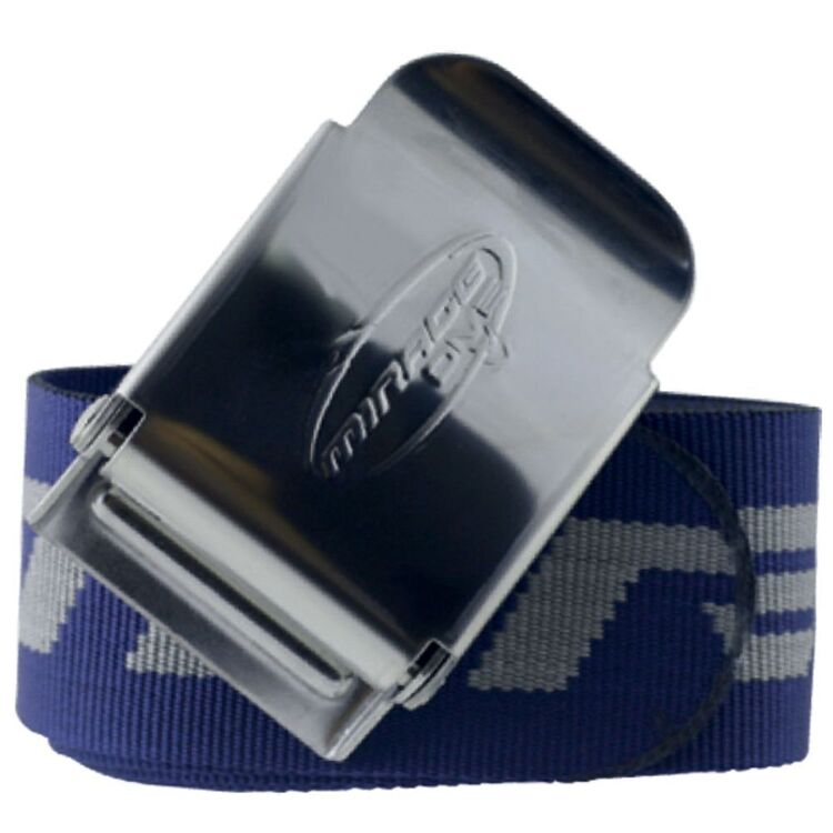 Mirage Weight Belt With Stainless Clip