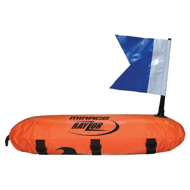 Mirage Dive Flag With Torpedo Float