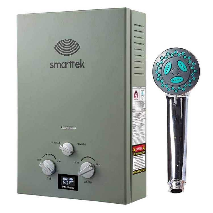 Smarttek Smart Hot Water System
