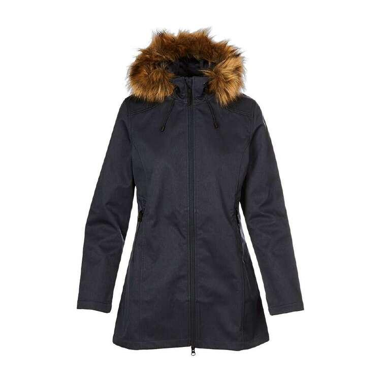 Gondwana Women's Carnarvon Longline Softshell Jacket