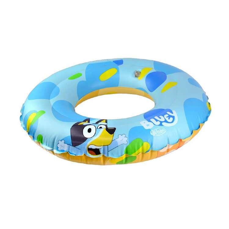 Bluey Swim Ring 4+ Years 12-25kg