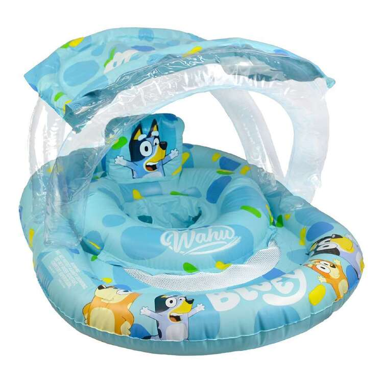 Bluey Ring with Seat & Canopy 6-24 mths - 15kg