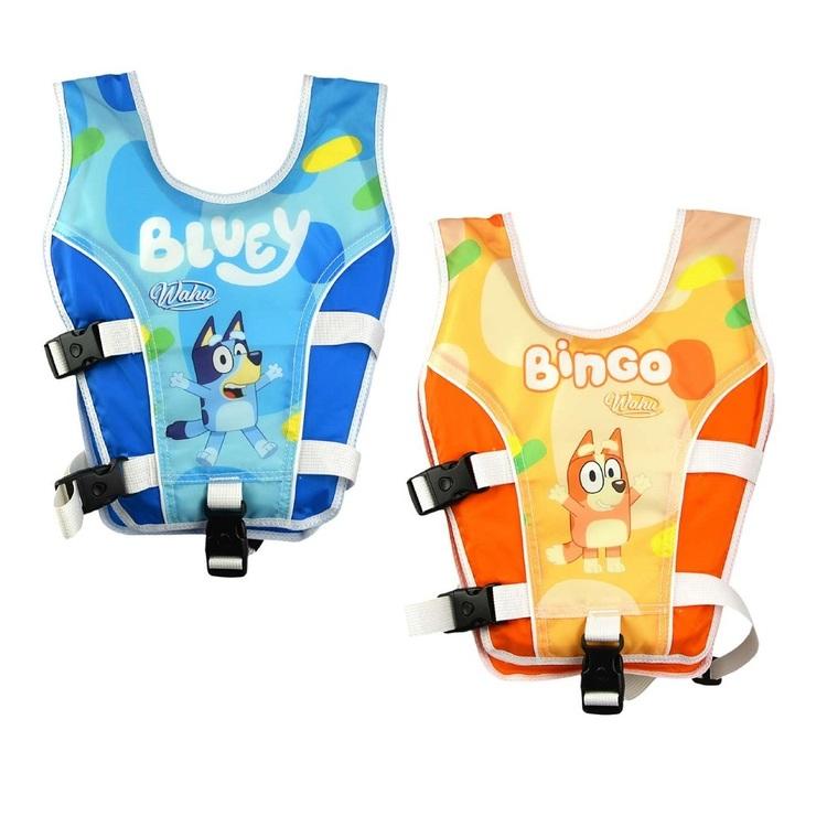 Bluey Child Swim Vest