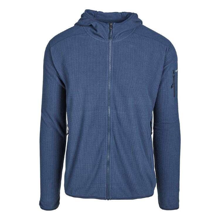 Cederberg Men's HD Pinnacle Micro Grid Fleece Top