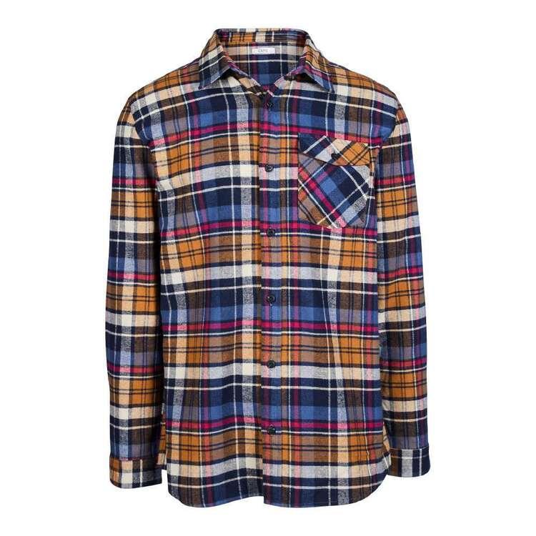 Cape Men's Flannel Shirt II