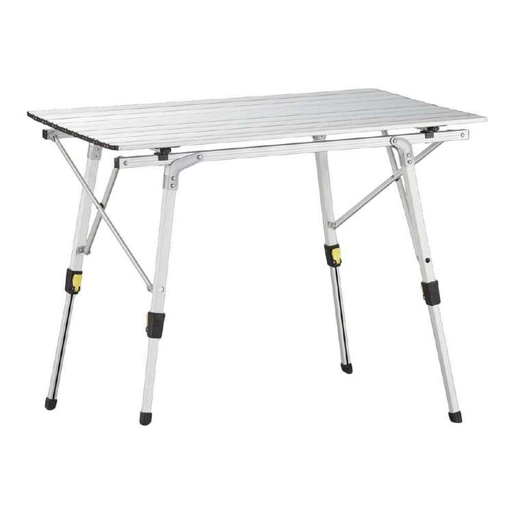 Adjustable Aluminium Folding Table