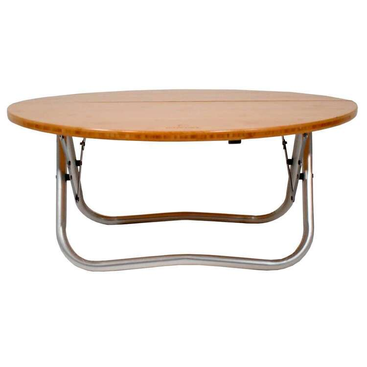 BlackWolf Round Folding Picnic Table