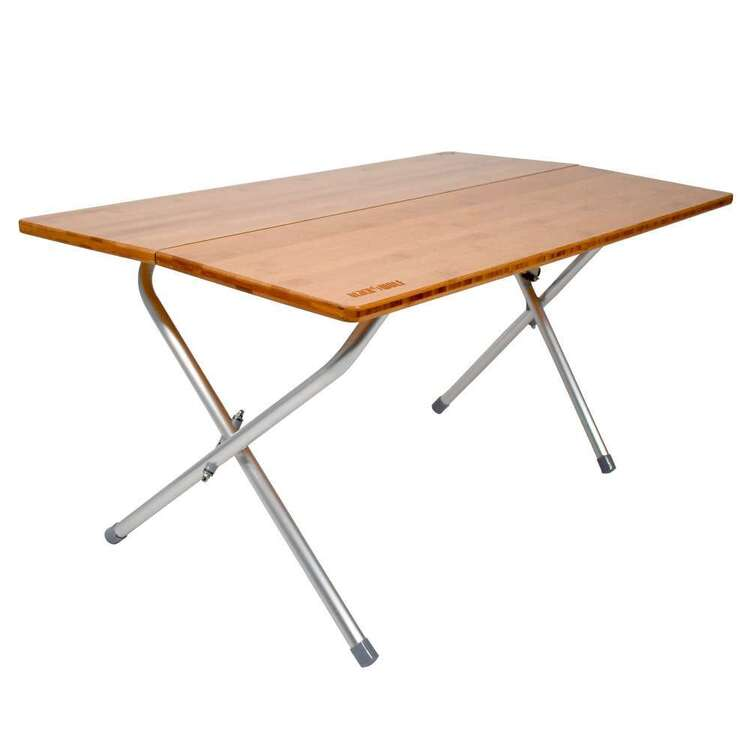 BlackWolf Rectangle Folding Picnic Table