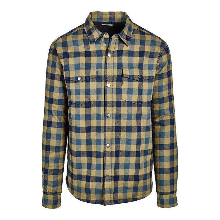 Cape Men's Sherpa Shirt Jacket