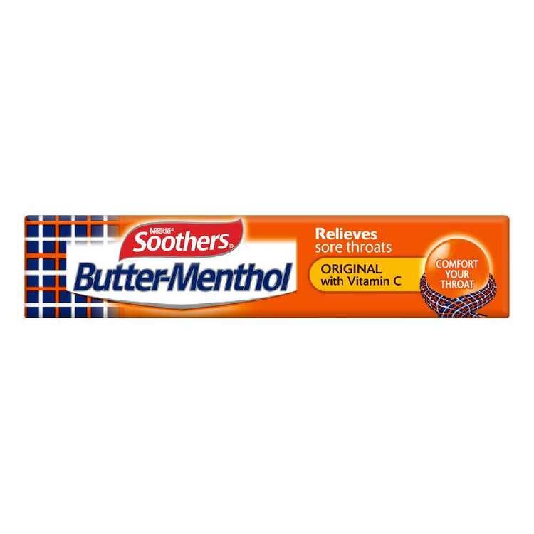 Butter Menthol Stick 10 Lozenge Pack