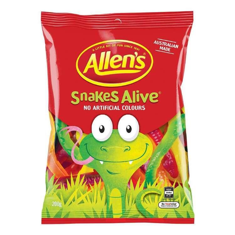 Allen's Snakes Alive Pack 200g