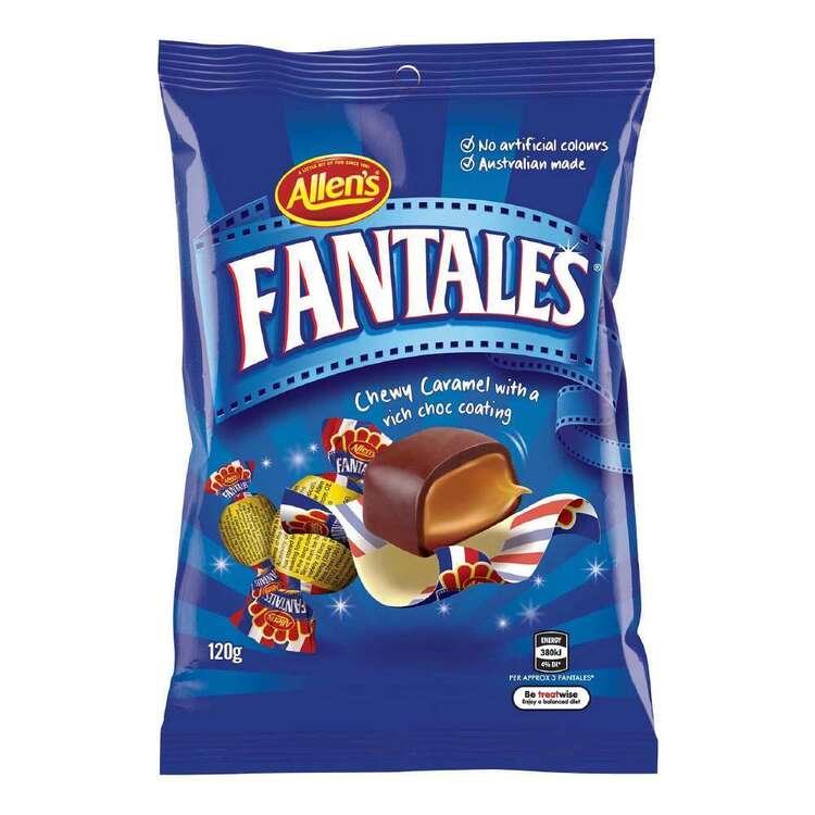Allen's Fantales Pack 120g