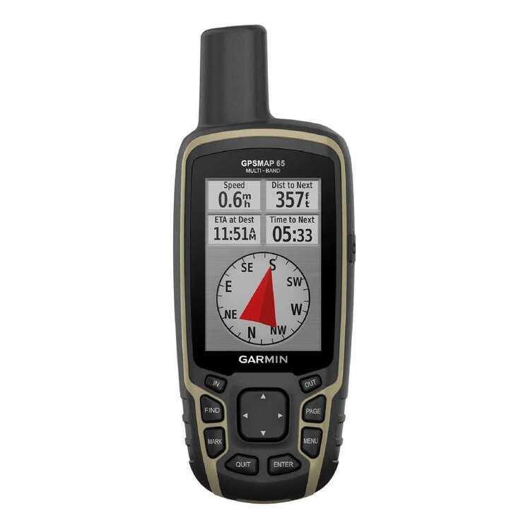 Garmin Handheld GPS Map