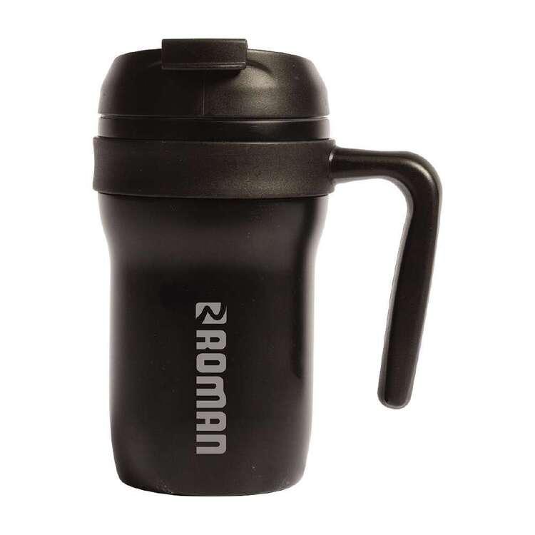 Roman Stainless Steel Double Wall Coffee Mug