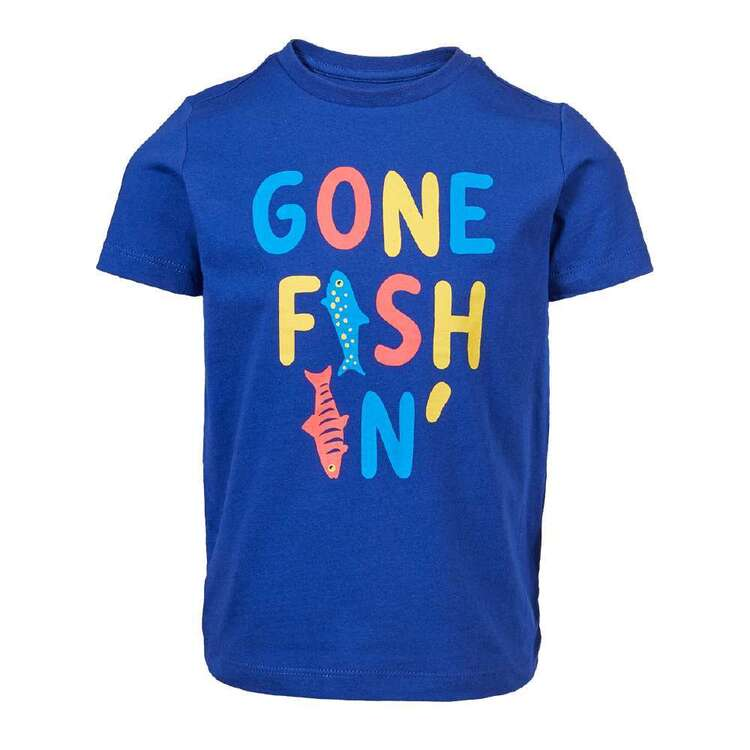 Cape Kids' Gone Fishing Tee