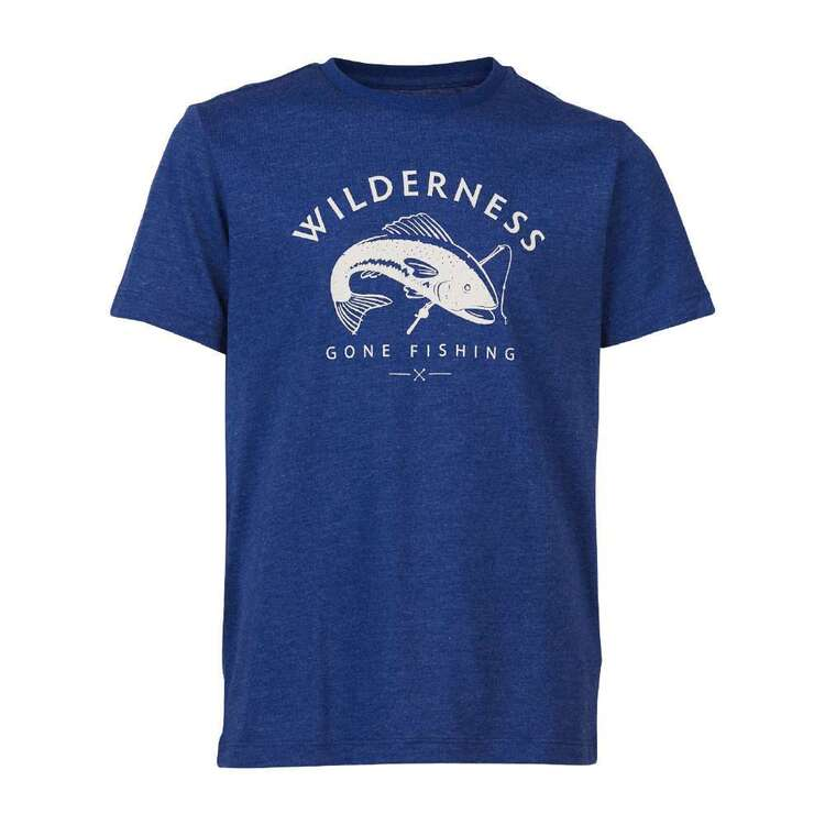 Cape Youth Wilderness Gone Fishing Tee
