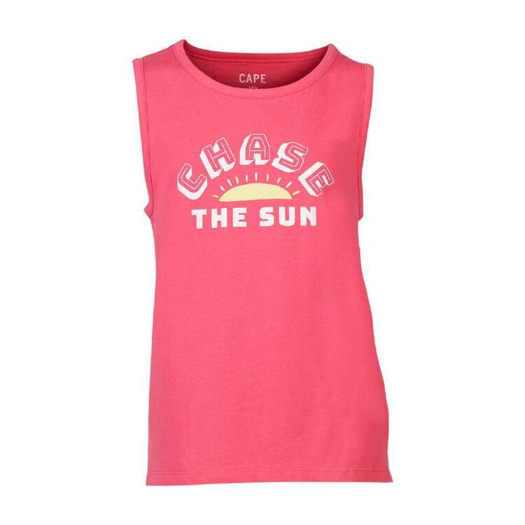 Cape Youth Chase The Sun Tank
