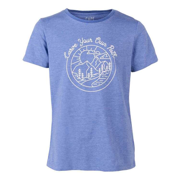 Cape Youth Your Own Path Tee