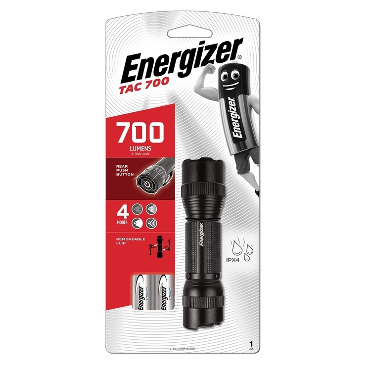 Energizer Tactical 700 Lumen Torch