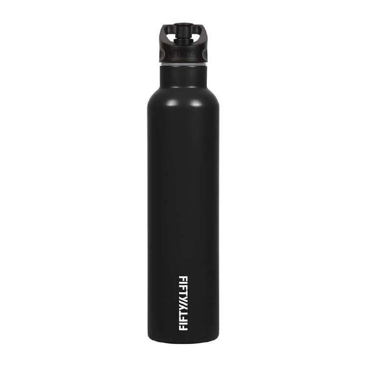 Fifty Fifty 750mL Insulated Stainless Steel Water Bottle with Sports Lid