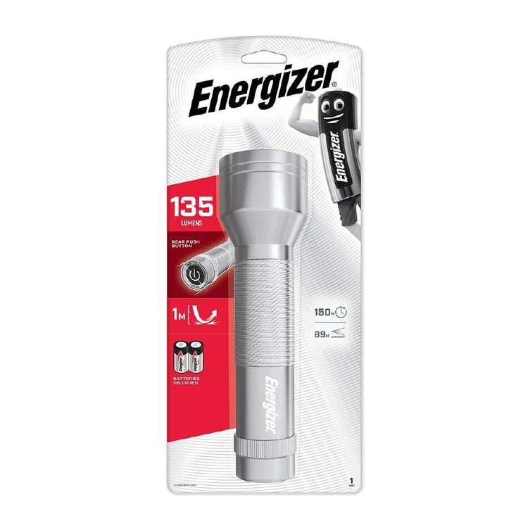 Energizer LED Metal Flashlight