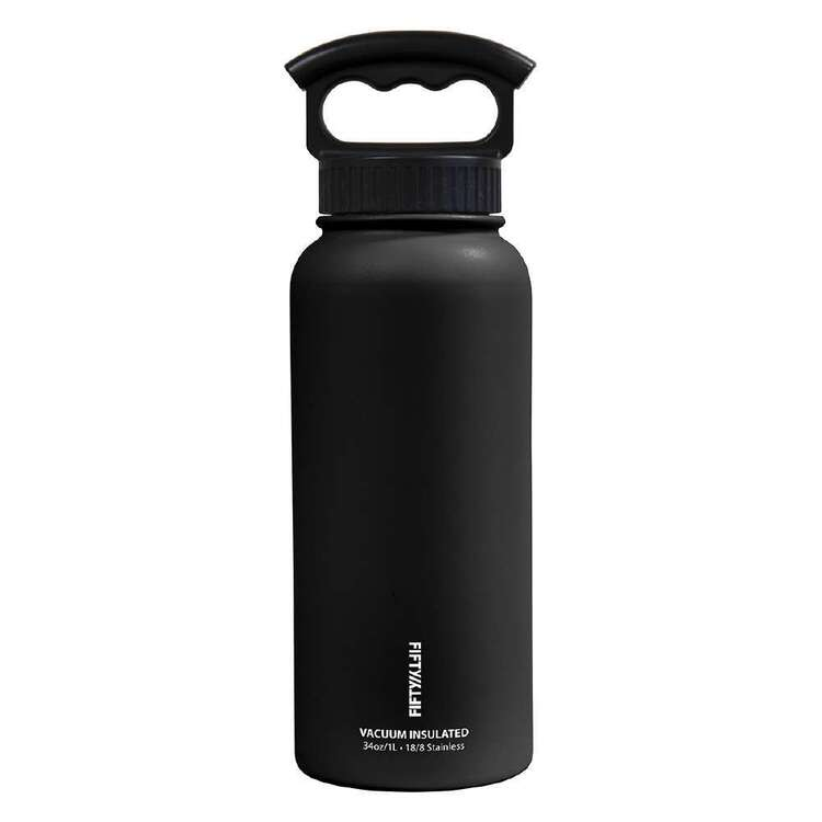 Fifty Fifty 1L Insulated Stainless Steel Water Bottle