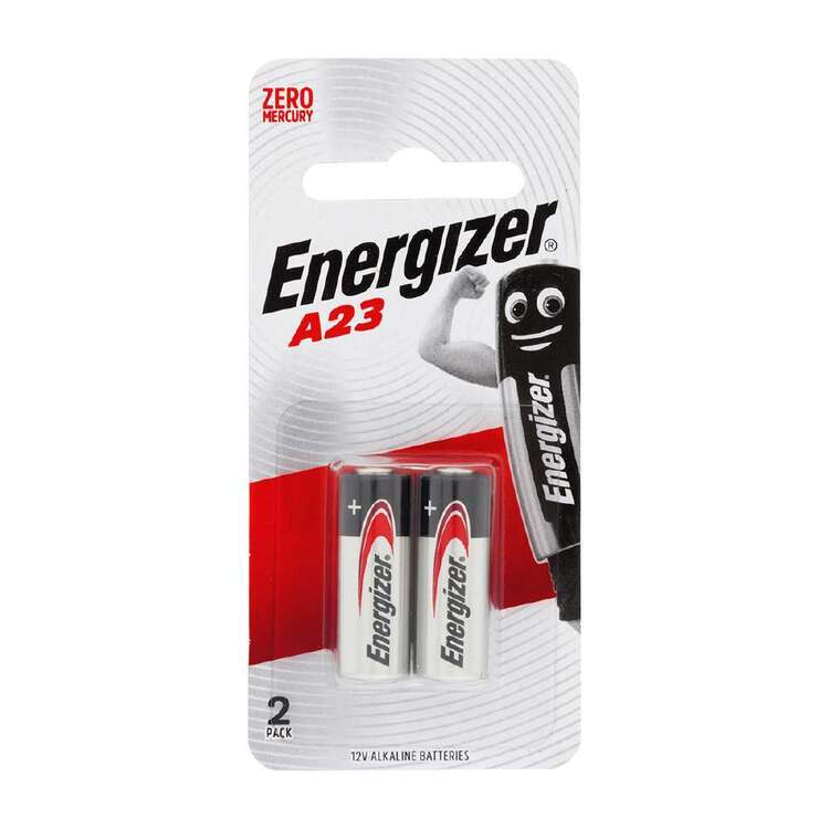 Energizer Specialty A23 Batteries 2 Pack