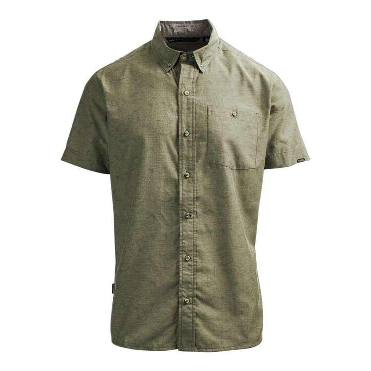 Mountain Designs Men's Malolo Short Sleeve Shirt