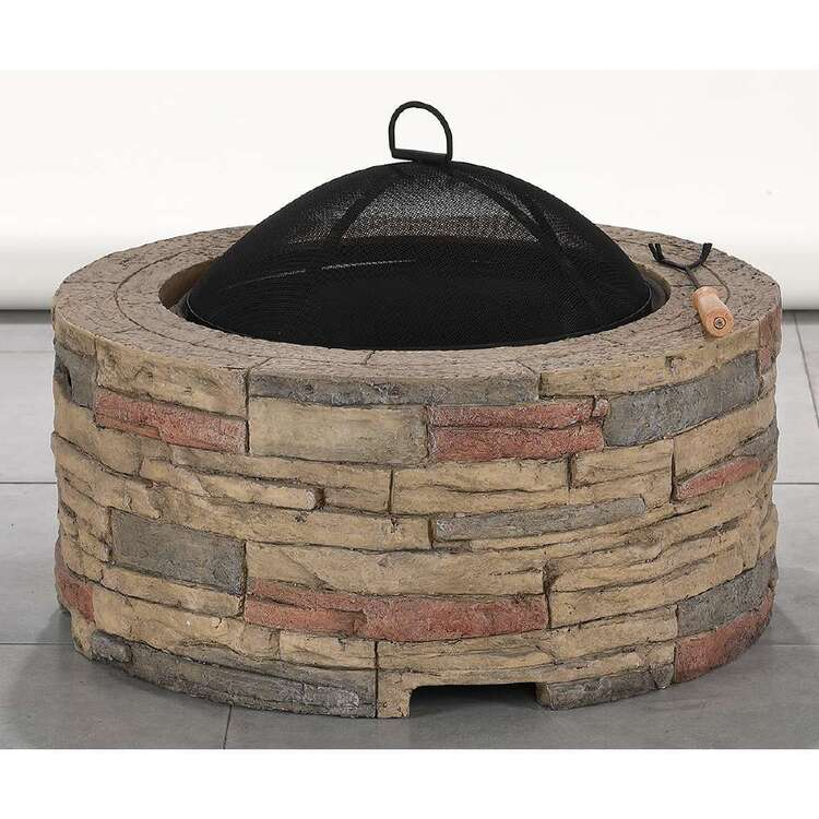 Spinifex Stone Firepit