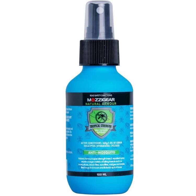 Mozzigear Mosquito Tropical Spray 100mL
