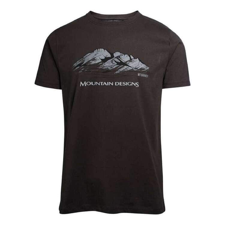 Mountain Designs Men's Terrain Tee Charcoal
