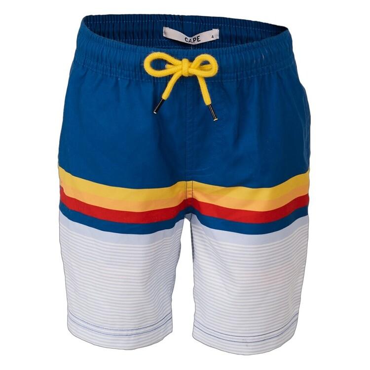 Cape Kids' Rainbow Stripe Shorts