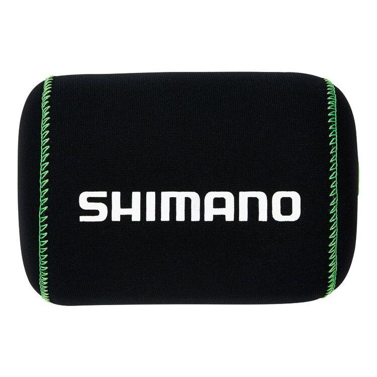 Shimano Spin Reel Cover Black & Green