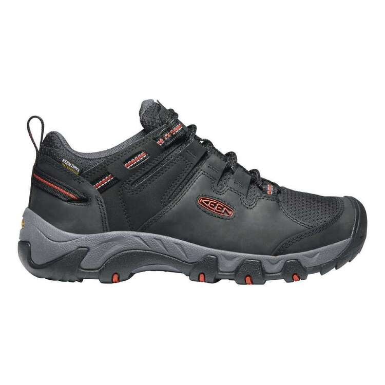 Keen Men's Steens Waterproof Low Hiking Shoes