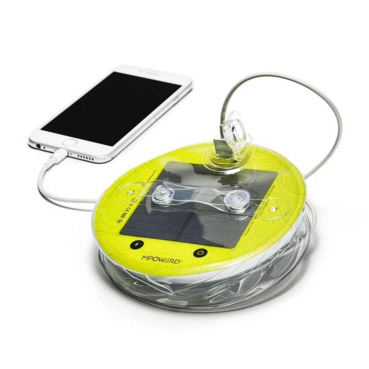 MPOWRD Luci Outdoor 2.0 Pro Solar Lantern
