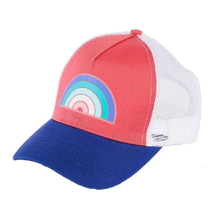 Cape Kids Rainbow Sun Cap