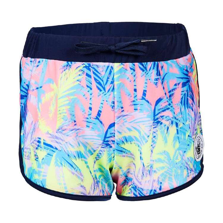 Body Glove Kids' Palm Printed Swim Shorts