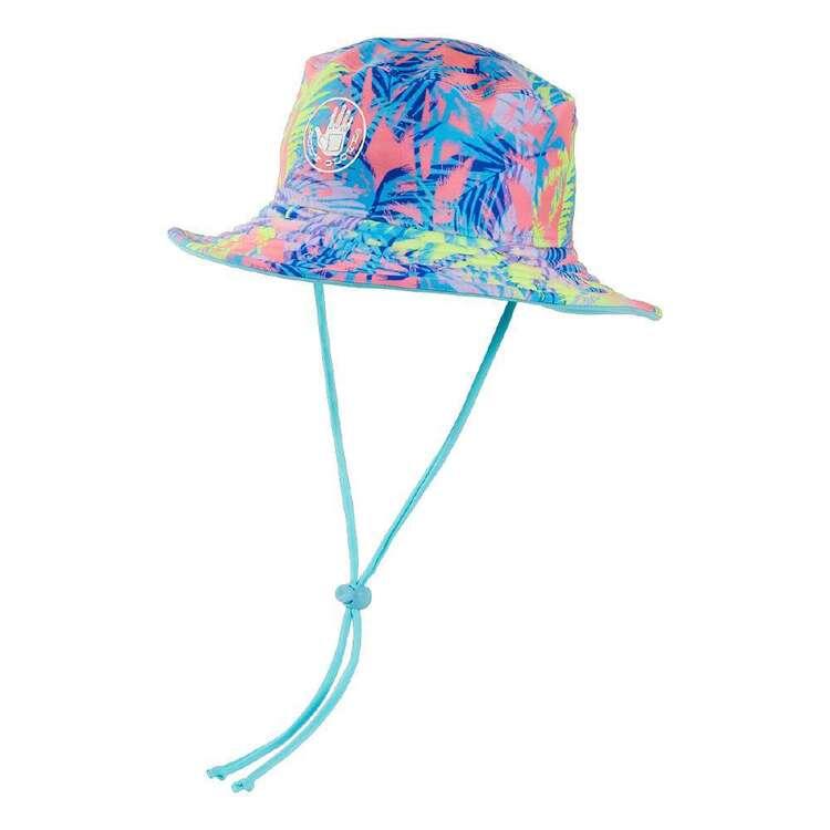Body Glove Kids' Palm Printed Swim Bucket Hat