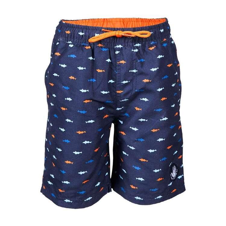 Body Glove Kids' Fish Board Shorts