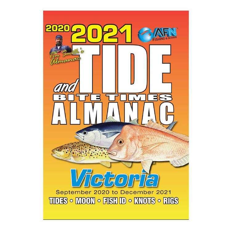 2021 Tide & Bite Times Victoria