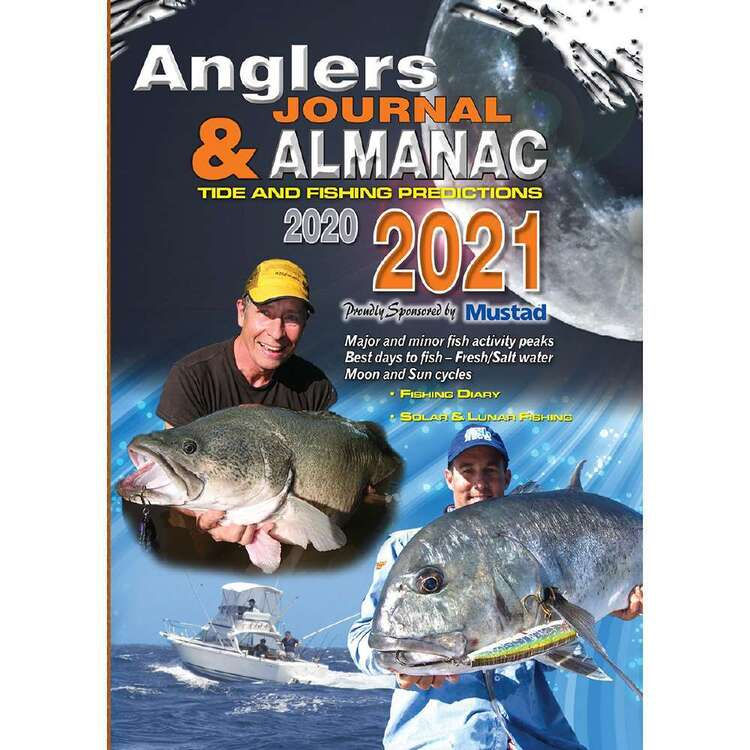AFN Anglers Journal & Almanac 2021