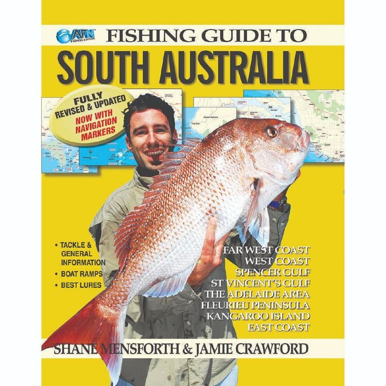 AFN Fishing Atlas South Australia