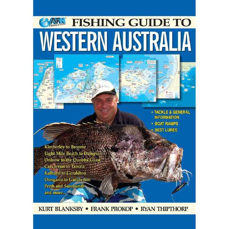 AFN Fishing Atlas Western Australia