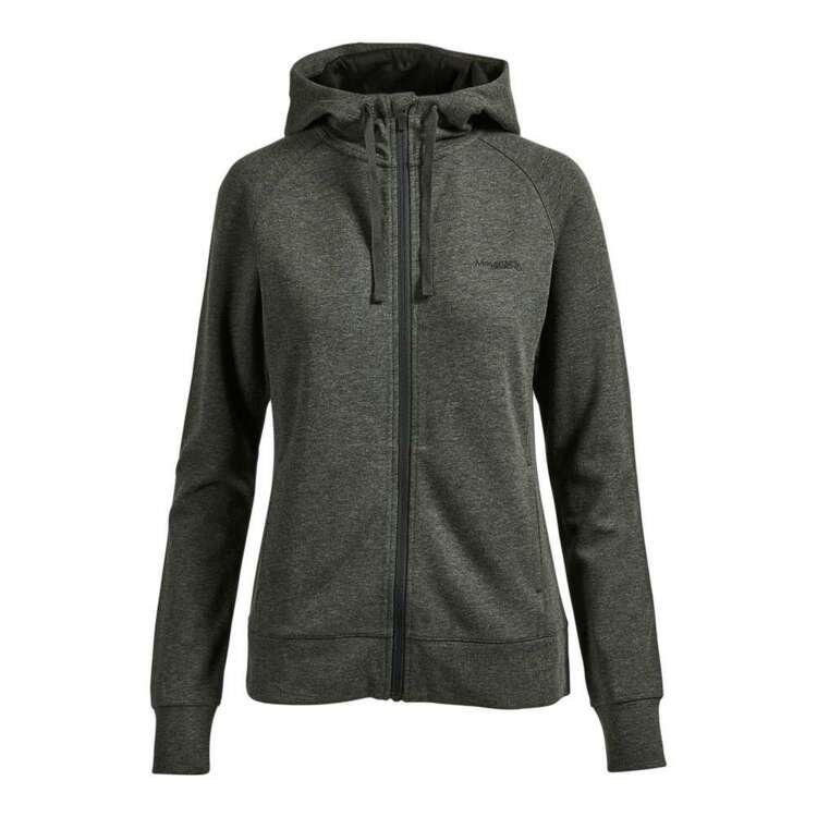 Mountain Designs Women's Wollemia Full Zip Hooded Merino Jacket