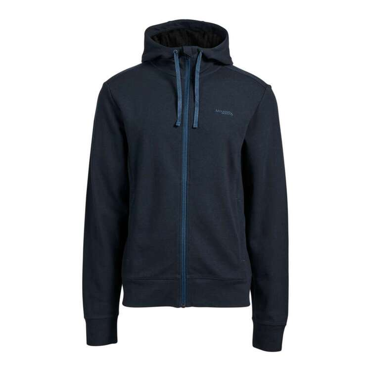 Mountain Designs Men's Boronia Full Zip Hooded Merino Jacket